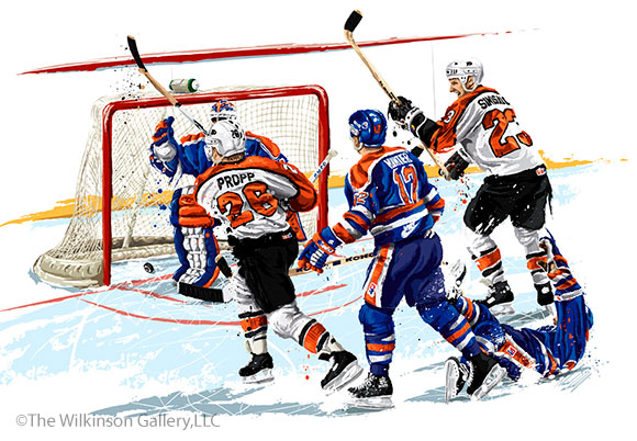 Propp Scores by David E. Wilkinson