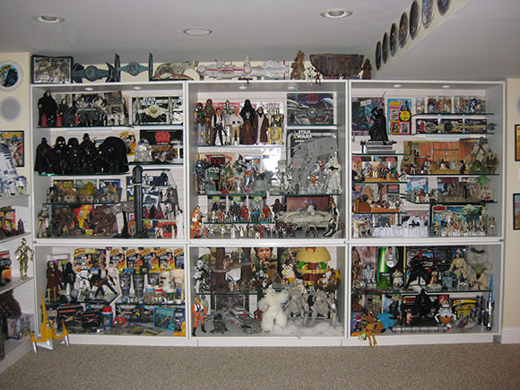 David E. Wilkinson's Star Wars Collection