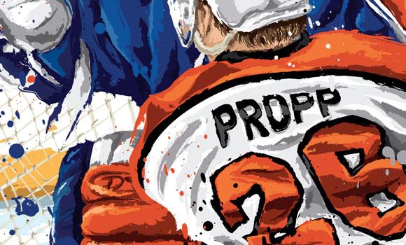 Propp Scores by David E. Wilkinson