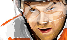 Heart of the Flyers Claude Giroux