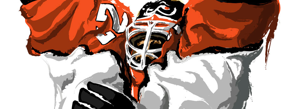 Hextall Scores by David E. Wilkinson