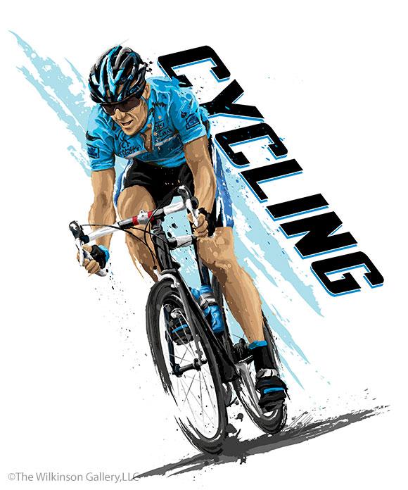 David E.Wilkinson's Cycling