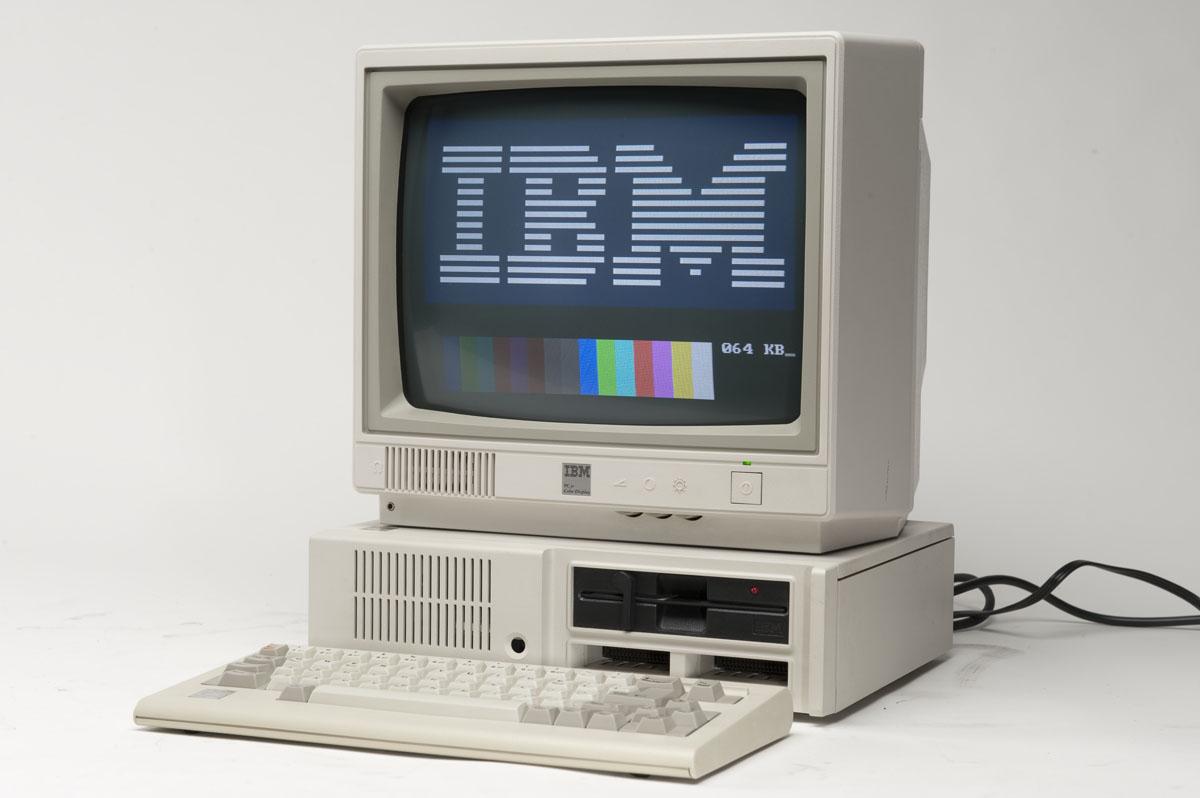 IBM PC Jr. (1984)