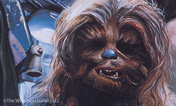 Star-Wars-Detail-[Chewbacca]