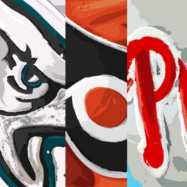Philly Sports Art