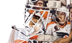 Flyers' Goalie Steve Mason