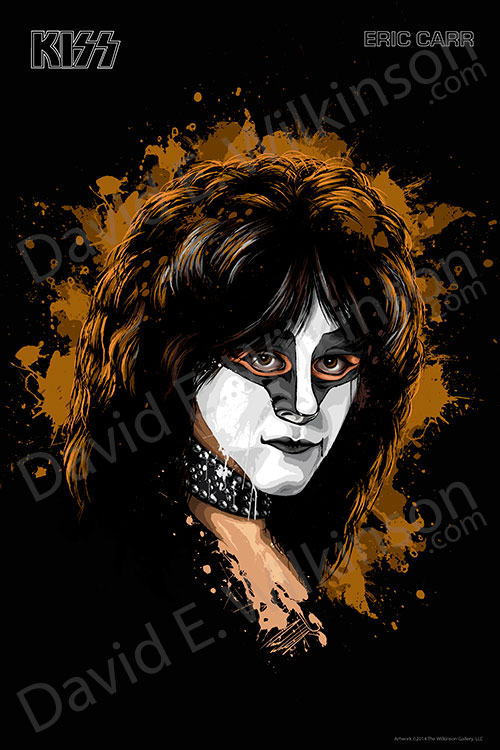 Eric Carr Net Worth