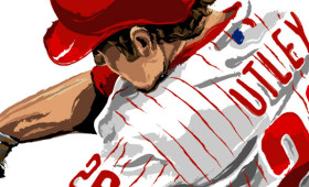 Phillies' Chase Utley