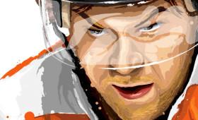 Heart of the Flyers Claude Giroux