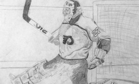 Sketchbook: Hockey