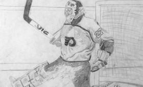 Sketchbook: Hockey